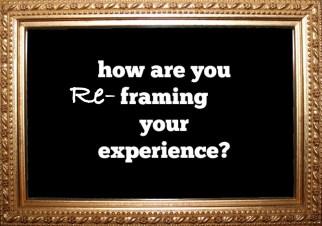 re-Frameurexperience