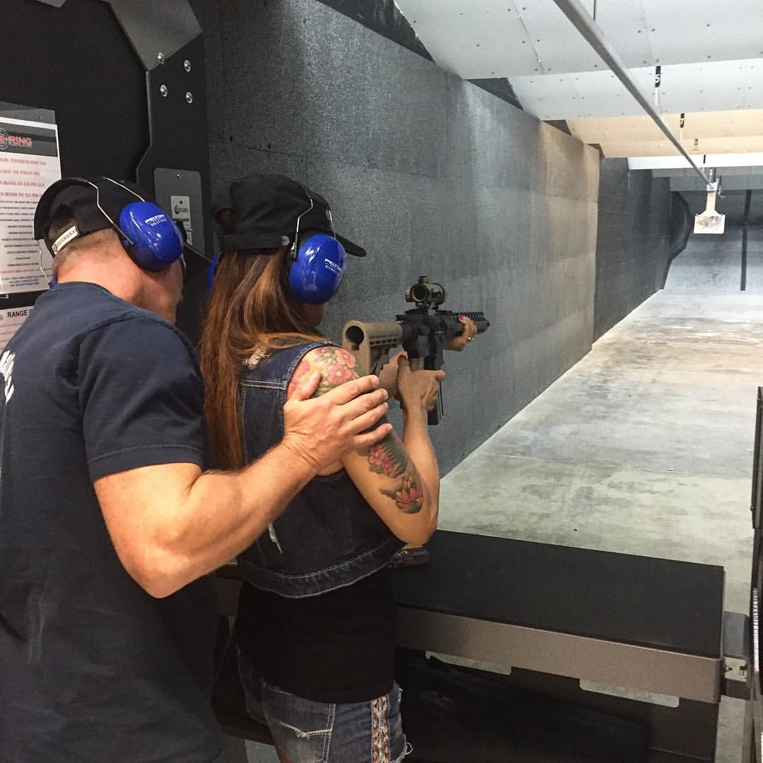 X-Ring Security Opens Indoor Shooting Range In Waipahu