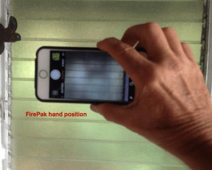 SureFire video light