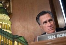 Utah and Mitt Romney