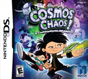 Cosmic Chaos for Nintendo DS.