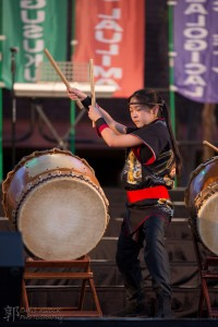 Eisa Drum Festival | Photo by Chris Kwock Photography