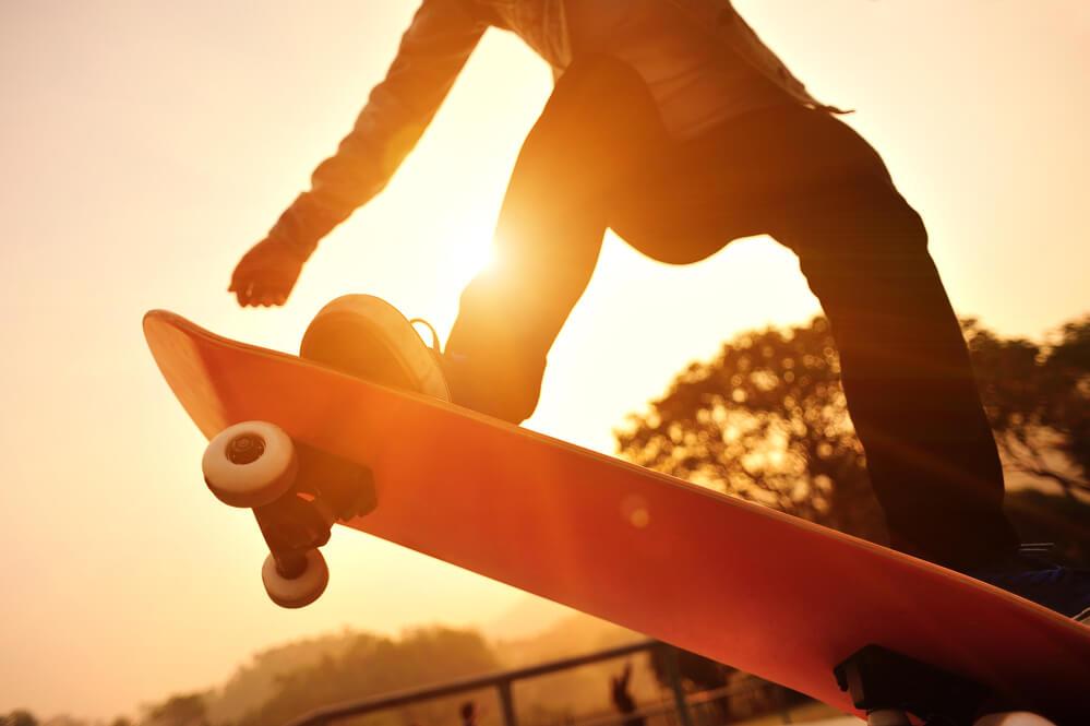 Entenda por que o skate é considerado um esporte