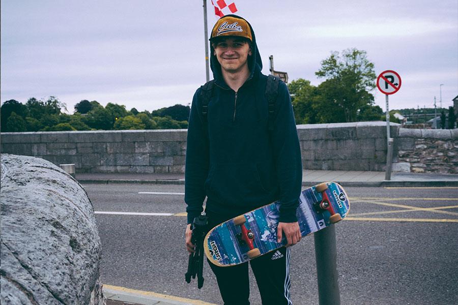 estilo skatista caracteristicas