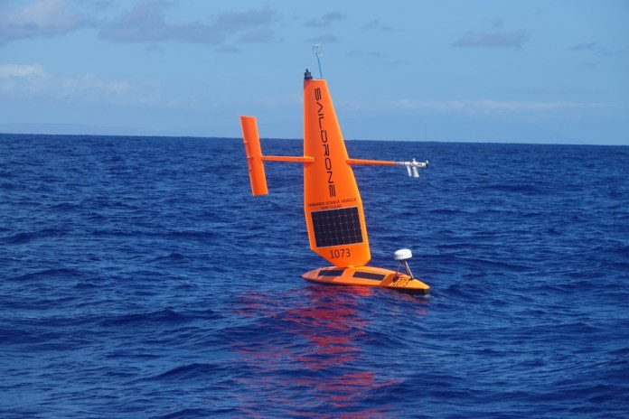 Unmanned ocean vessels tested off Oahu