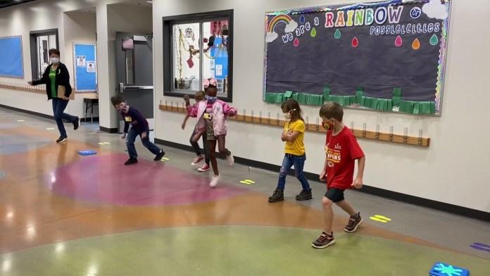 Central Oahu public schools adopt 'active play' tech