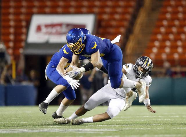 The winner's edge: Hilo stalwart Kalen White plans to stand tall at Pacific Lutheran