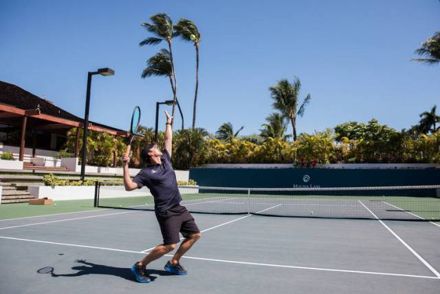 Serving up sports: Mauna Lani to open new tennis garden to residents starting this weekend