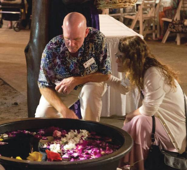 Hospice of Kona's 'Circle of Remembrance' is today