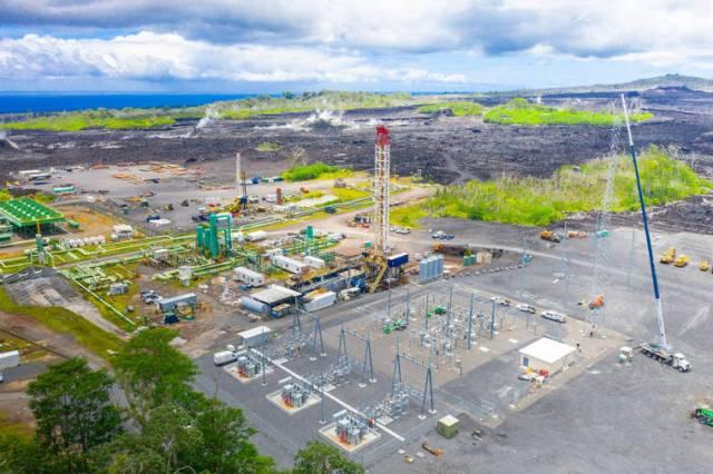PGV production at nearly 30% capacity
