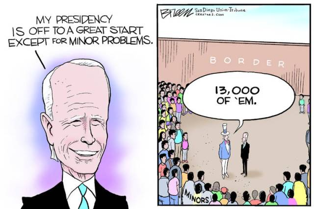 Cartoon for April 1