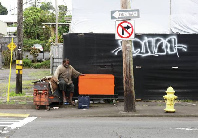 Vaccinating the homeless: Clinics in Hilo, Kona slated for April 14