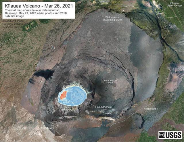 Volcano Watch: The lava lakes of Kilauea: Then and now