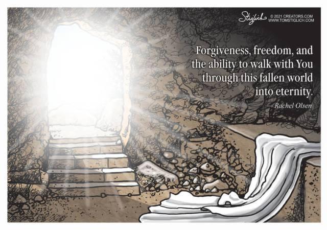 Cartoon for April 3
