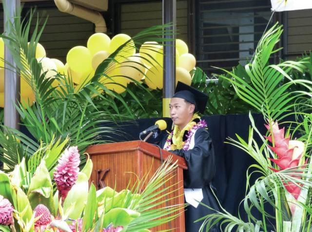 Kohala High School graduates Class of 2021