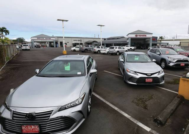 Chip shortage could slow new vehicle sales
