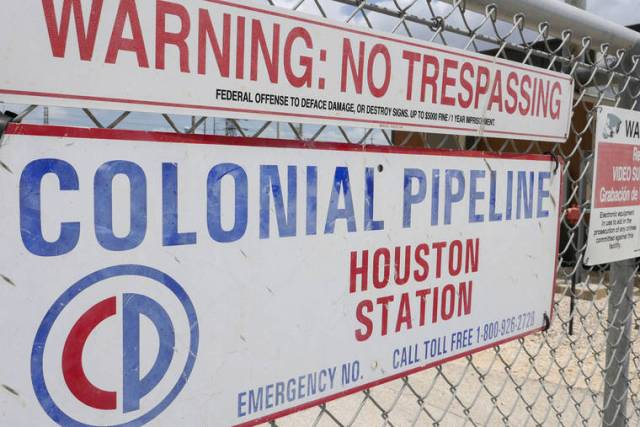 The Colonial Pipeline cyberattack: Can we 'take a sad song and make it better?'