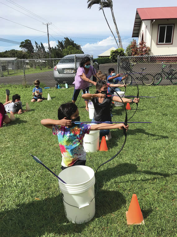 Resilience Hub in Kohala gets support from Hawaiian Electric to continue serving keiki and their ohana