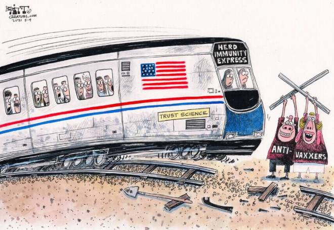 Cartoon for May 20