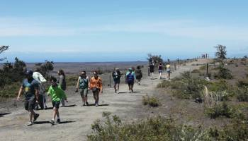 Festival returns to Volcano as tourism begins to rebound from pandemic