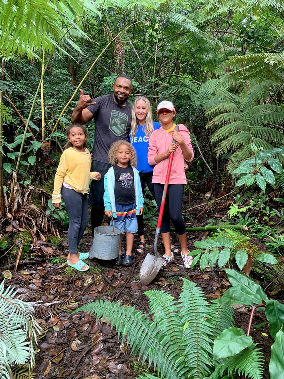 Tropical Gardening: The origin of Father's Day