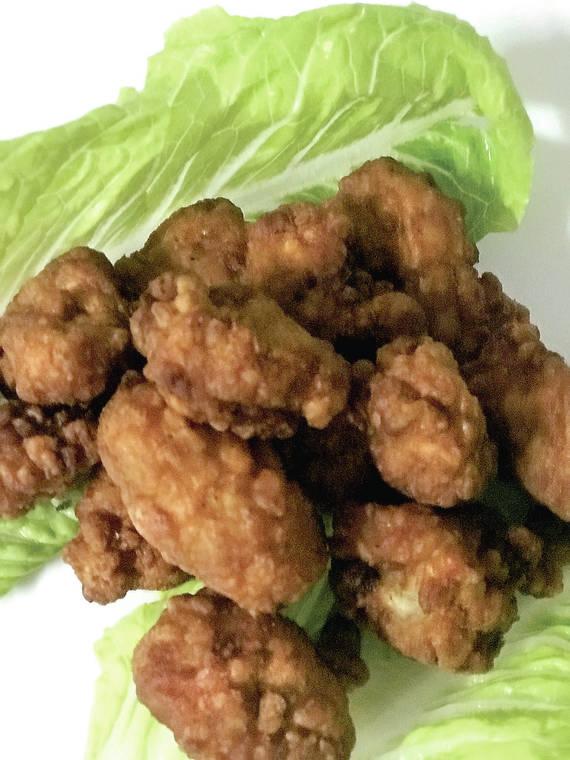 Let's Talk Food: Japanese fried chicken or karaage