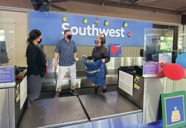 President of Southwest talks expansion during Hilo stop