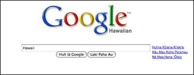 Google Hawaiian