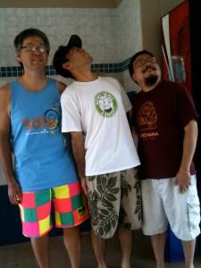 Three Ryans