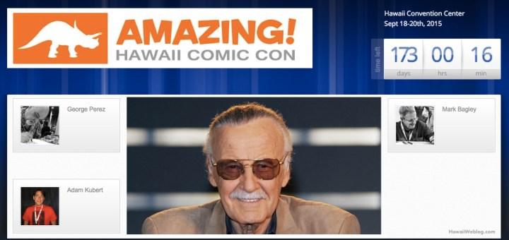Amazing Hawaii Comic Con