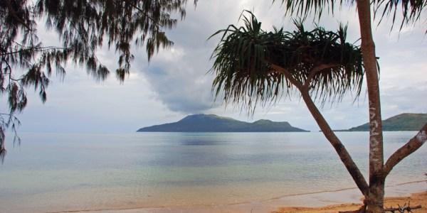 Paonangisi Beach by Phillip Capper