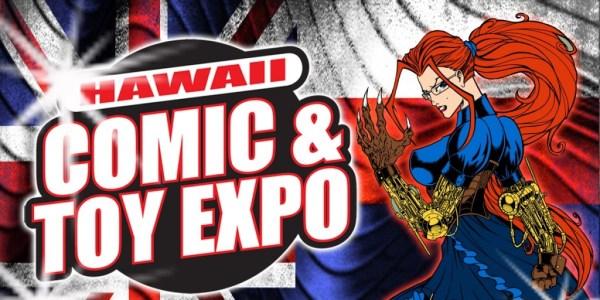Hawaii Comic & Toy Expo 2015