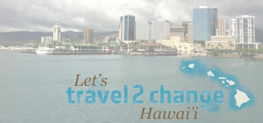 Travel2Change Hawaii