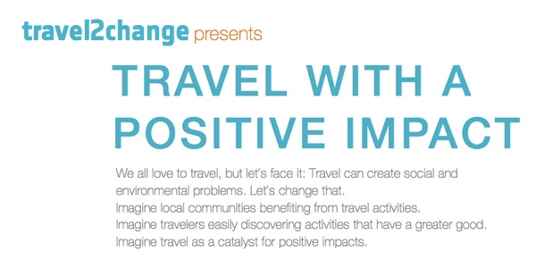 Travel2Change