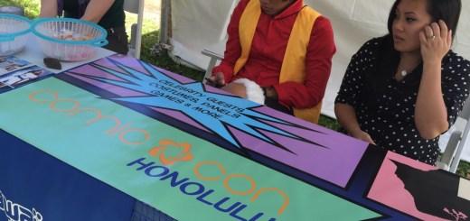 Comic-Con Honolulu