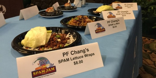 Spam Jam Staging Area