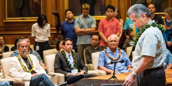 governor-david-ige-blue-planet-foundation