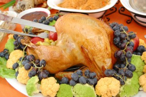Thanksgiving-turkeydinner