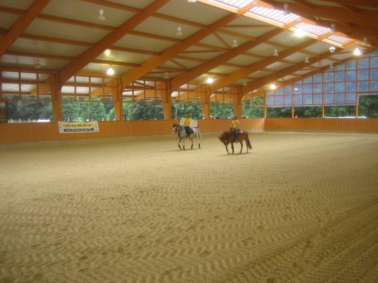 Dream Indoor Riding Arena