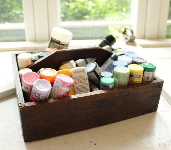 7 Unique Ways To Organize Art Supplies Hawk Hill