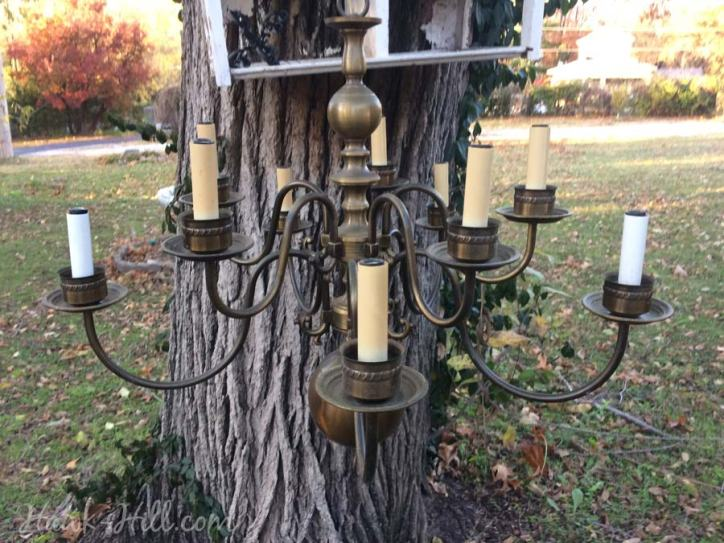 reselling chandeliers