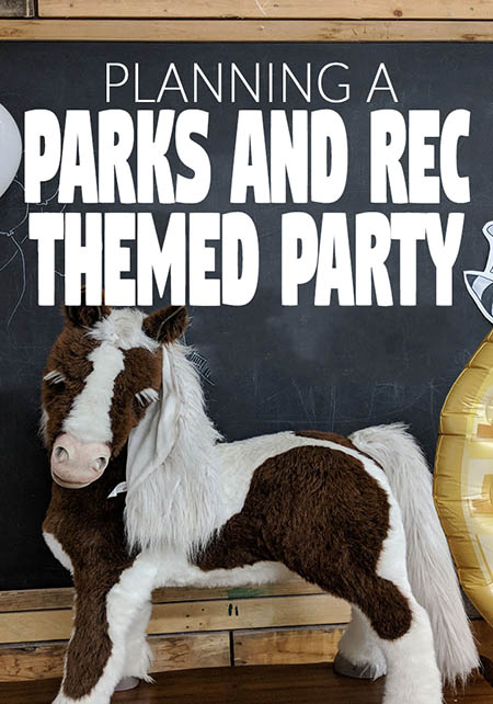 parks and recreation party planning