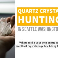 Dig Your Own Crystals - Quirky Seattle Day Trip