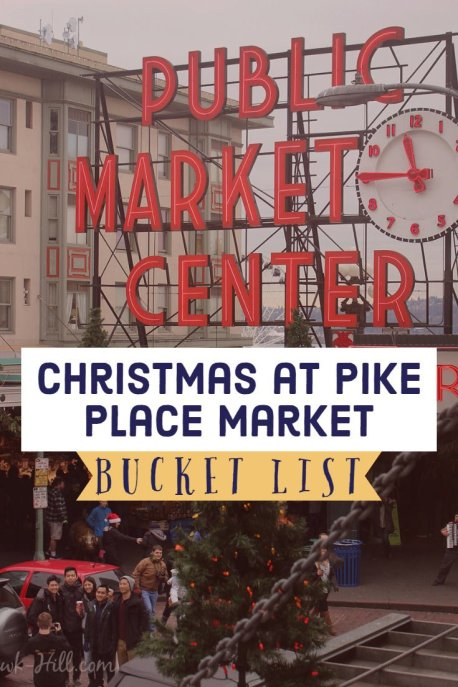 Tips for Visiting Pike Place Market at Christmas