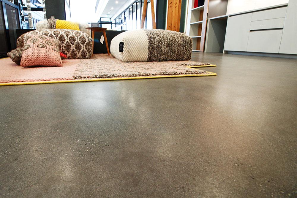 Silikal Satin Flooring