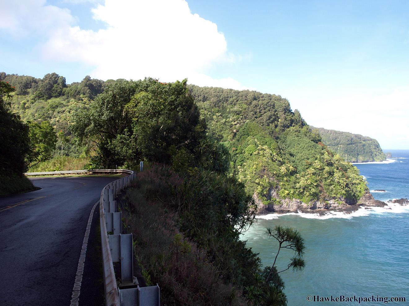 Road To Hana Hawkebackpacking Com