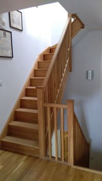 Handmade Staircases - Hawker Joinery