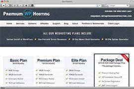 Premium WP Hosting