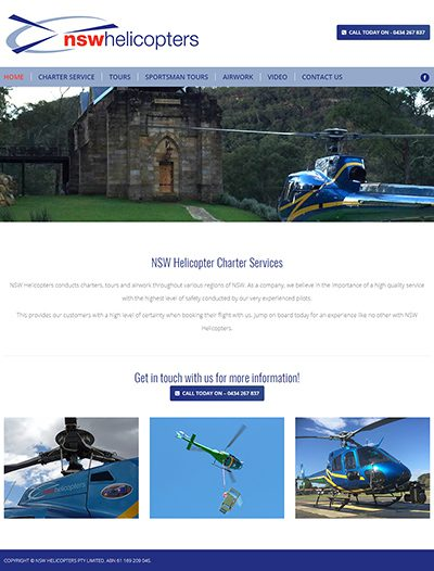 NSW Helicopters