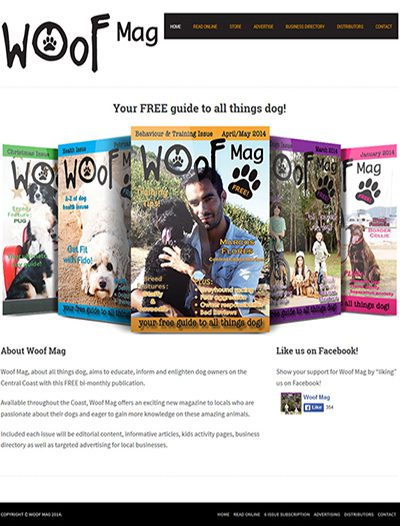 Woof Mag